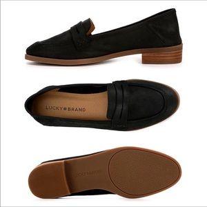 Lucky Brand | Caviep Loafers Black (8.5)